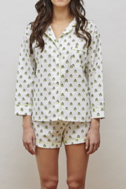 The Birds Nest LORIENT SHORT PJ SET - Product Mini Image