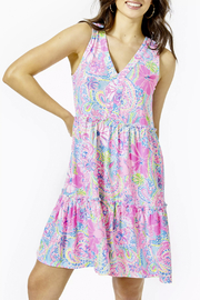 Lilly Pulitzer  Lorina Swing Dress - Front cropped