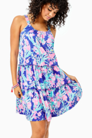 Lilly Pulitzer Loro Swing Dress - Product Mini Image