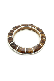 Shoptiques Product: Banana Bark Bracelet