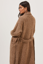ASTR the Label Lorrie Sweater - Back cropped