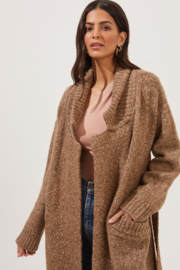 ASTR the Label Lorrie Sweater - Front full body