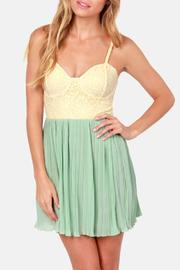 Lost Ava Dress - Front cropped
