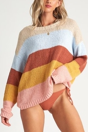 Billabong Lost Paradise Stripe Sweater - Product Mini Image