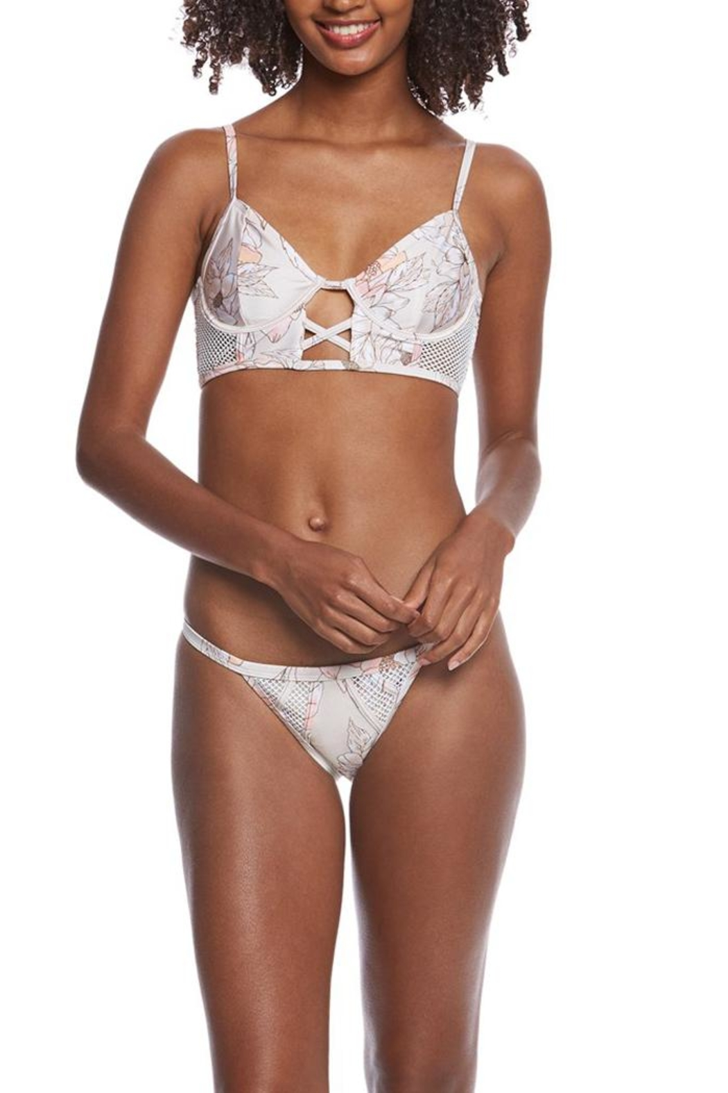 Somedays Lovin Lost Sun Underwire-Top - Front Full Image