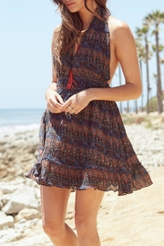 Lost + Wander Bali Halter Dress - Front cropped