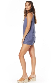 Lost + Wander Lost & Wonder Sail Away Romper - Front full body