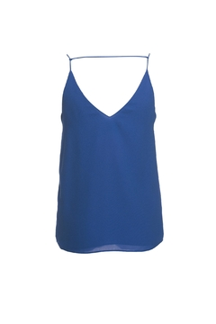 Lost April Carrie Strappy Spaghetti Top - Alternate List Image