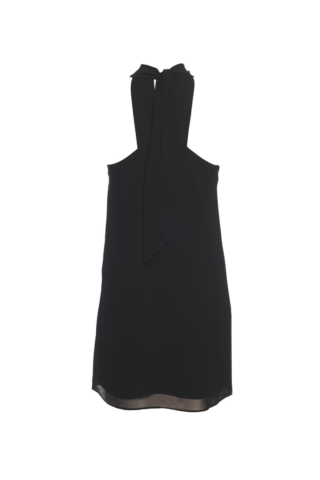 Lost April Kate Keyhole Dress - Front Full Image