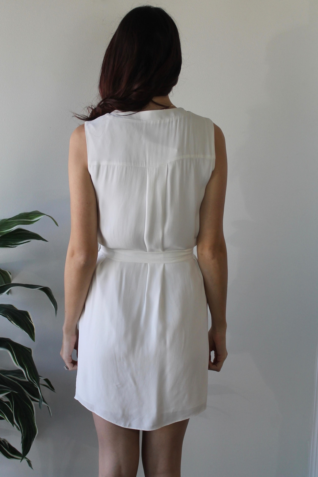 Lost April Miles Away Dress - Side Cropped Image