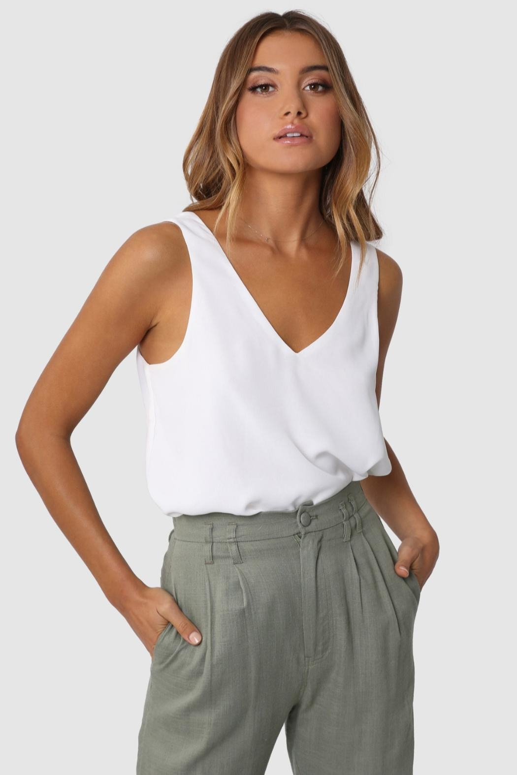 Lost in Lunar Weston Pants - Front Full Image