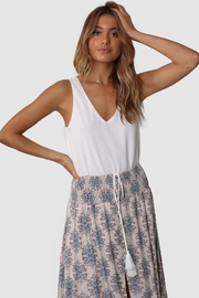 Lost in Lunar Evie Maxi Skirt - Side cropped