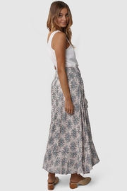 Lost in Lunar Evie Maxi Skirt - Back cropped