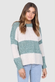 Lost in Lunar Kennedy Stripe Sweater - Product Mini Image