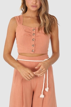 Lost in Lunar Melina Crop Top - Product List Image