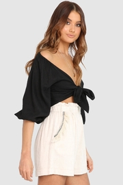 Lost in Lunar Miray Crop Top - Front full body