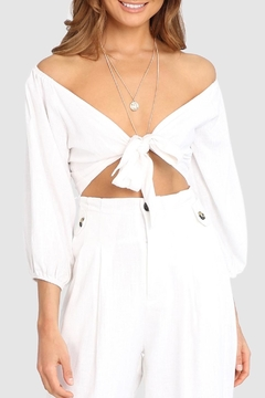 Lost in Lunar Miray Crop Top - Product List Image