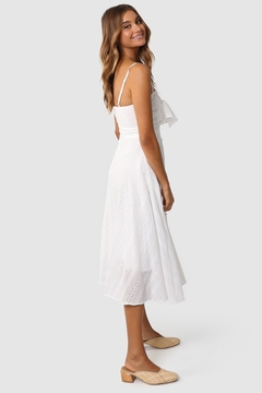 Lost in Lunar Olena Eyelet Dress - Alternate List Image
