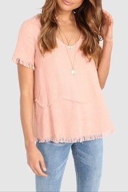 Lost in Lunar Samara Fringe Top - Product Mini Image
