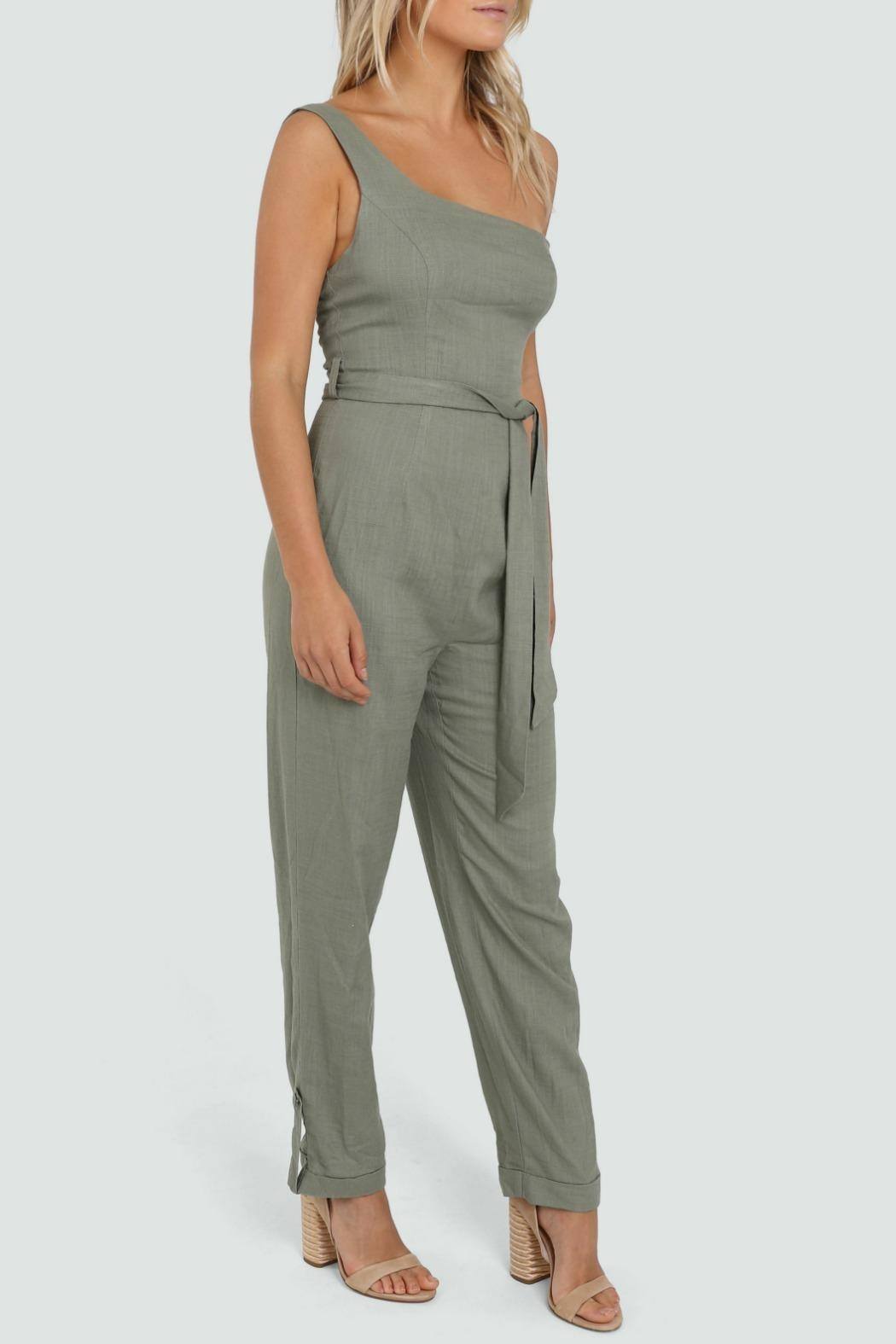 Lost in Lunar Tyson Pantsuit - Front Full Image