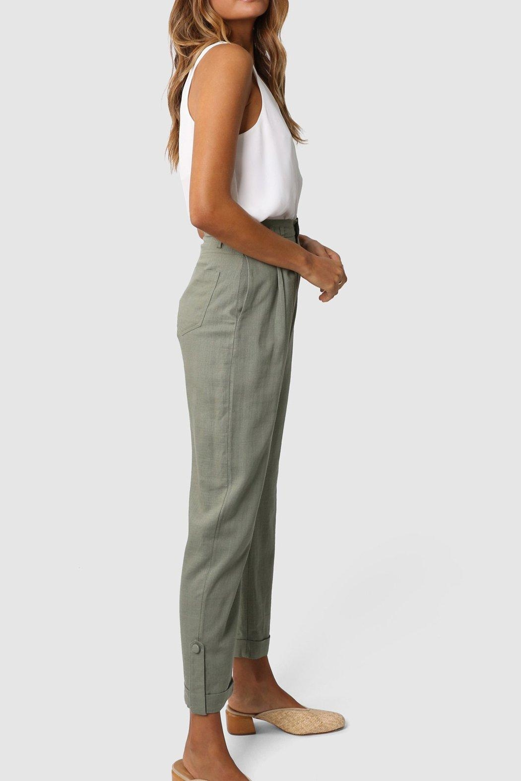 Lost in Lunar Weston Pant - Front Full Image