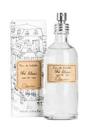 Lothantique White Tea Cologne - Front cropped