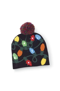 Shoptiques Product: Kids Light/up Bulb Hat
