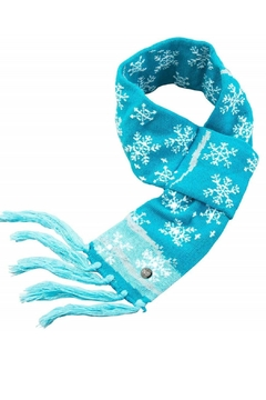 Shoptiques Product: Lightup Snowflake Scarf