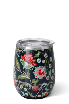 Shoptiques Product: Lotus Blossom Stemless Wine