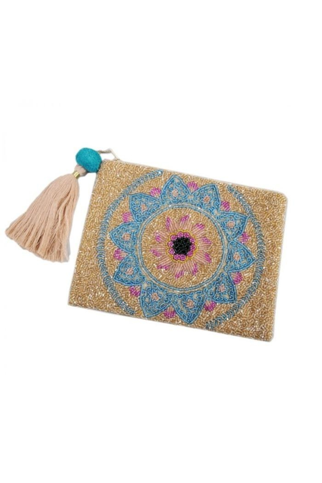 Physician Endorsed Lotus Clutch - Main Image