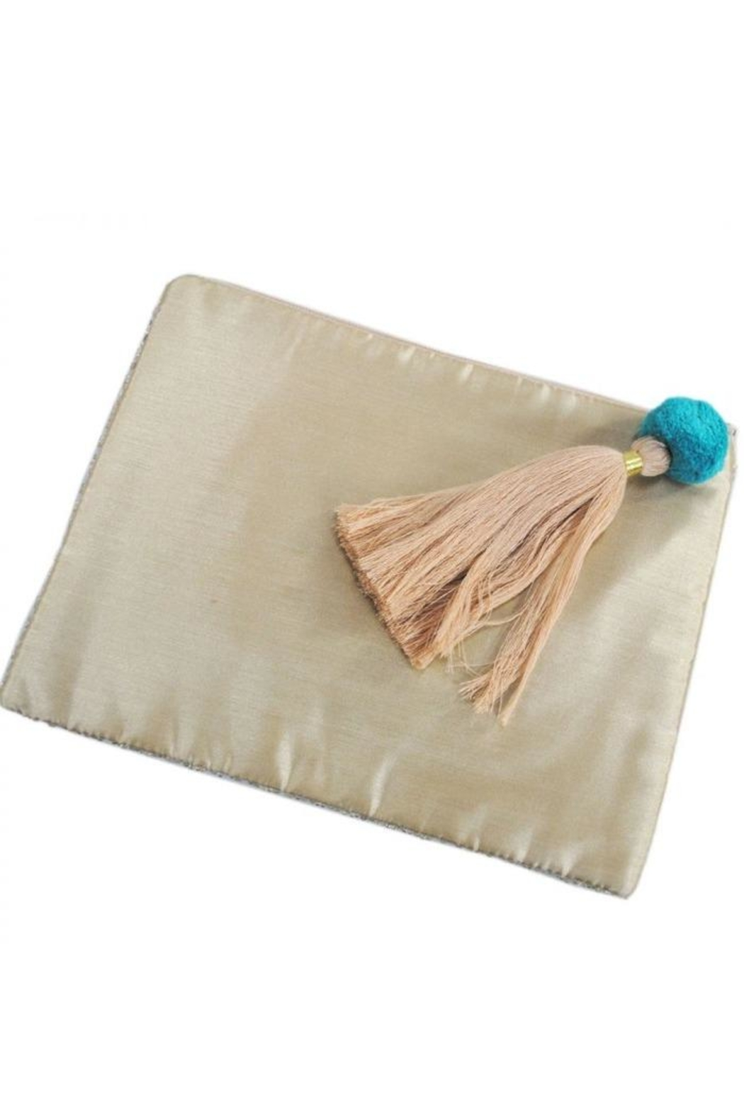 Physician Endorsed Lotus Clutch - Side Cropped Image
