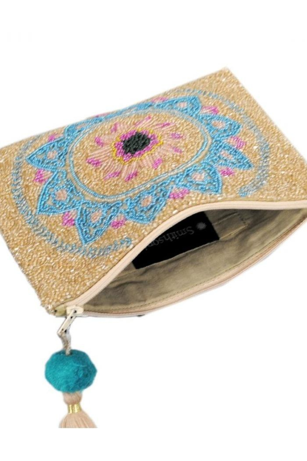 Physician Endorsed Lotus Clutch - Front Full Image