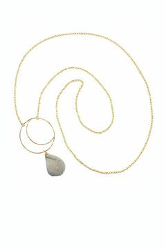 Shoptiques Product: Dark & Stormy Necklace