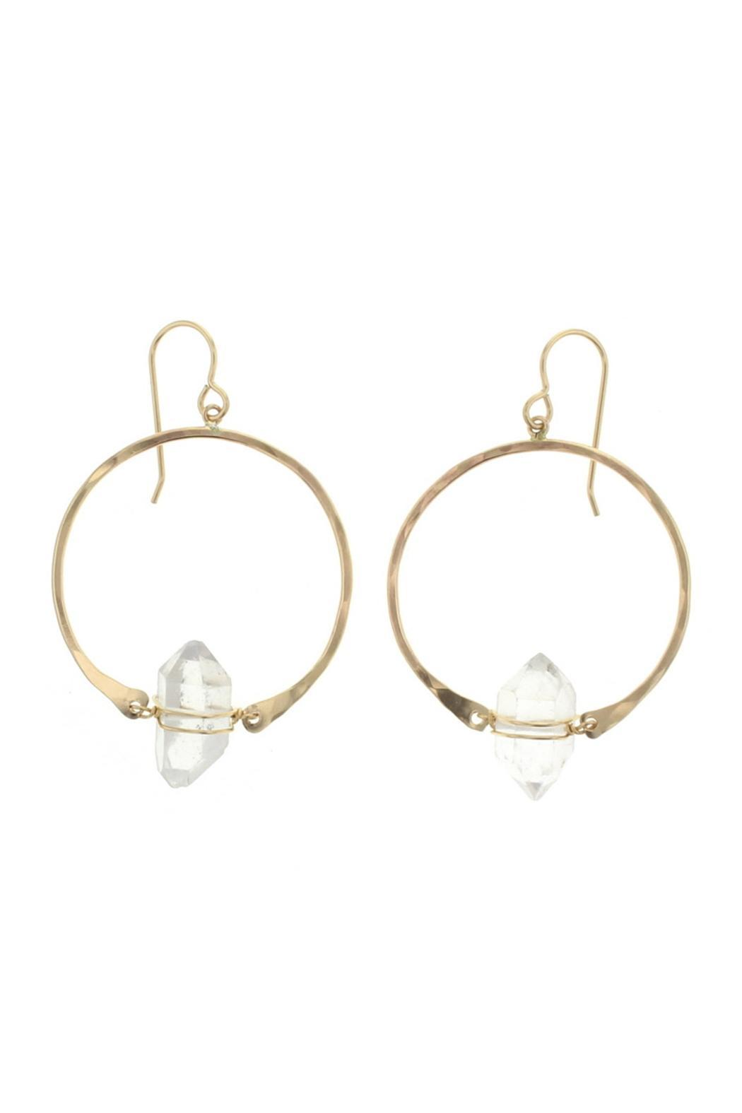 Lotus Jewelry Studio Dreamer Earrings - Main Image