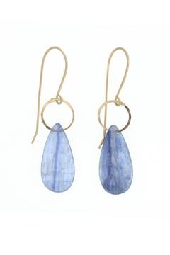 Lotus Jewelry Studio Ripple Earrings - Alternate List Image