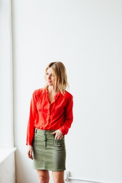 Closed Lou Blouse - Product List Image