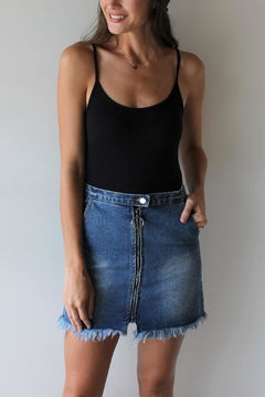 Shoptiques Product: Lou Mini Skirt