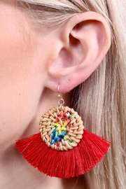 Caroline Hill Louie Louie Earrings - Product Mini Image