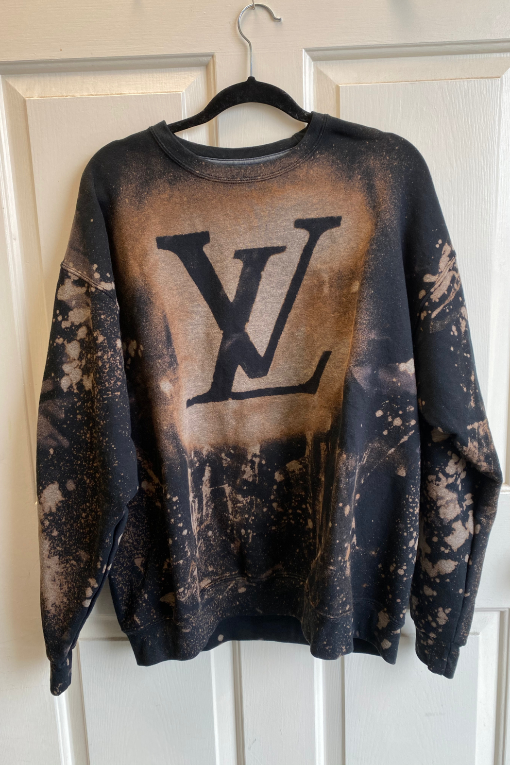 Bedford Basket Louis Vuitton Inspired Sweatshirt - Main Image