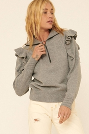 Promesa  Louisa Sweater - Front cropped