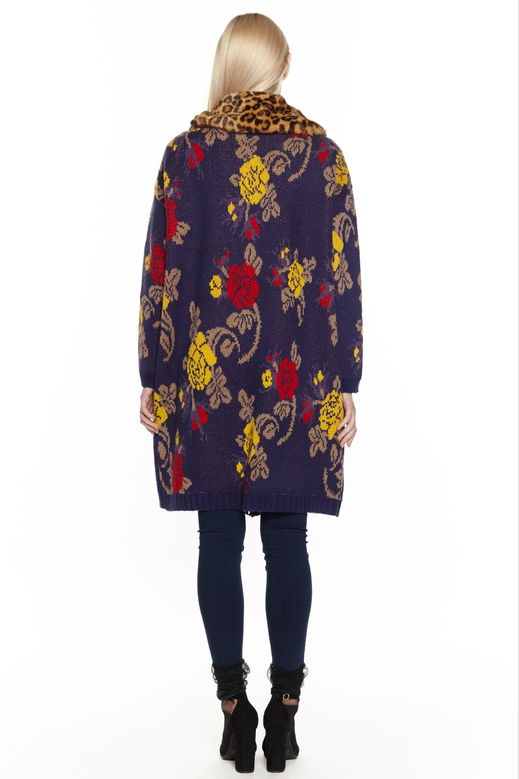 Aratta Louise & Lily Sweater Cardigan - Front Full Image