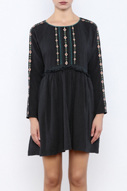 Louise Misha Falele Peasant Dress - Side cropped