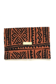 Louise & Eleanor Brown Unique Clutches - Front cropped