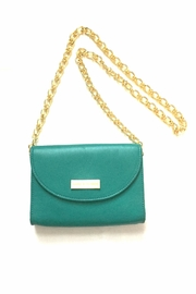 Louise & Eleanor Leather Bag - Front cropped