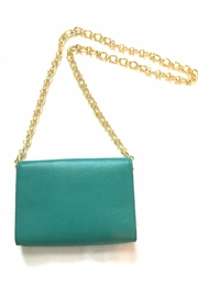 Louise & Eleanor Leather Bag - Front full body