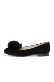 Louise Et Cie  Andres Pom Pom Loafer - Front cropped