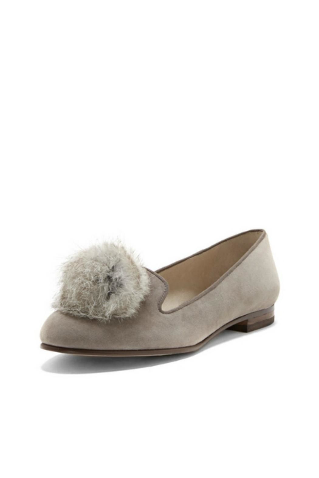 Louise Et Cie  Andres Pom Pom Loafer - Front Cropped Image