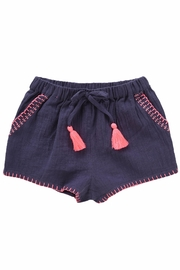 Louise Misha Shamallow Zinc Shorts - Product Mini Image