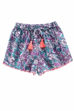 Louise Misha Mississippi Iris Shorts - Alternate List Image