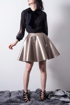 Shoptiques Product: Beaded Plastic Skirt